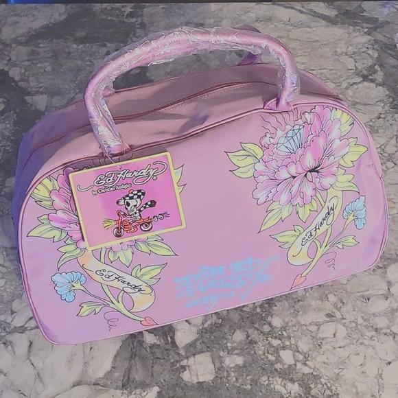 NEW Ed Hardy Duffle Bag